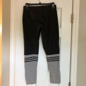 Adidas leggings, size L, GUC